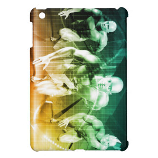 Advanced Technology as a IT Concept Background iPad Mini Covers
