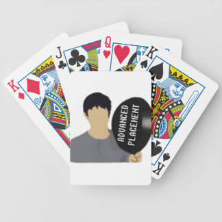 Advanceed Placement Bicycle Playing Cards