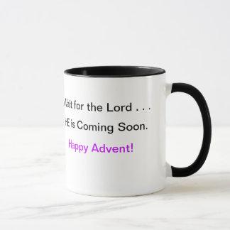 Advent Coffee Mug