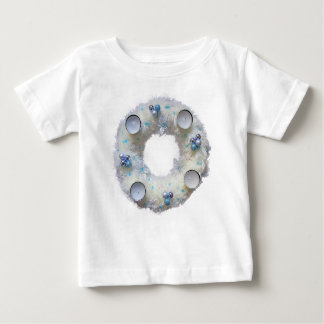 advent wreath baby T-Shirt