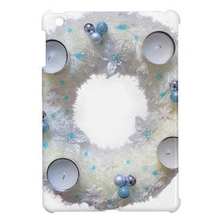 advent wreath iPad mini covers