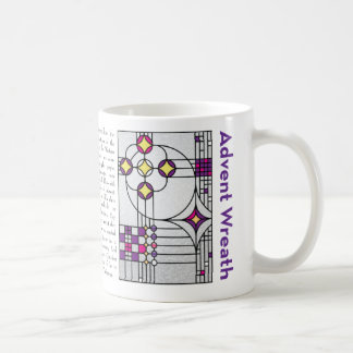 Advent Wreath Mug
