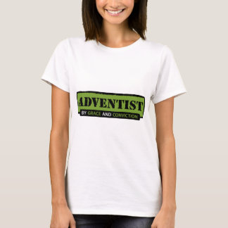Adventist by Grace and Conviction T-Shirt