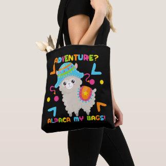 Adventure Alpaca My Bags Humor