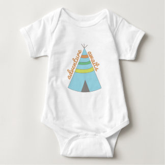 Adventure Awaits Baby Bodysuit