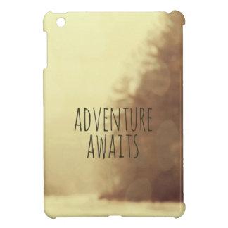 Adventure Awaits II Mini iPad Case