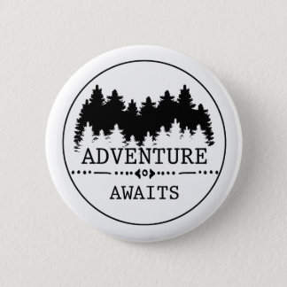 Adventure awaits pin