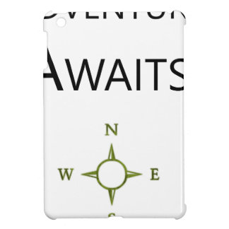 Adventure Awaits Wee One iPad Mini Case