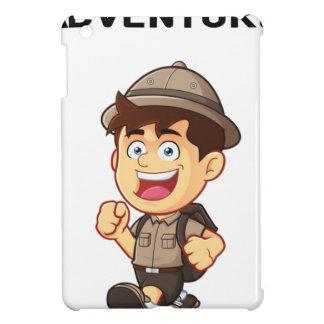 Adventure Boy Case For The iPad Mini