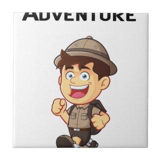 Adventure Boy Tile