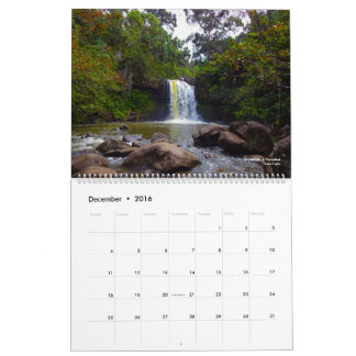 Adventure Brothers: Hawaii Calendar