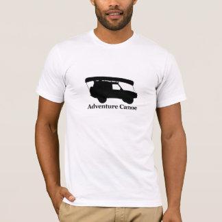 Adventure Canoe Mens American Apreral T-shirt