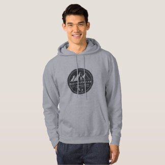 Adventure Club for Underachievers MENS hoodie