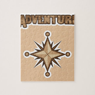 Adventure Illustration Jigsaw Puzzle