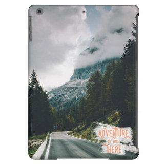 Adventure Inspiring iPad Case