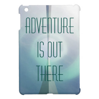 Adventure is out there case for the iPad mini
