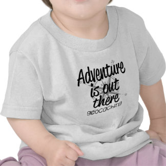 Adventure is Out There Tshirt
