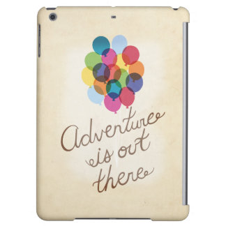 Adventure is Out There up movie inspired iPad Air Cover