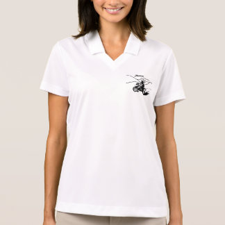 Adventure ... is what you make of it. polo shirt