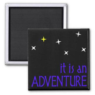 adventure magnet