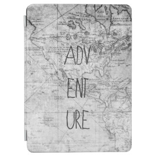 Adventure map iPad air cover