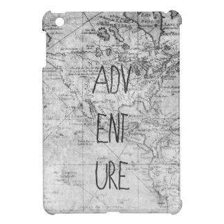 Adventure map iPad mini case