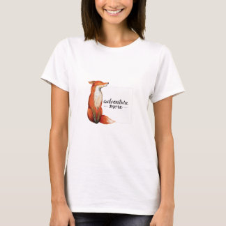 adventure more fox T-Shirt