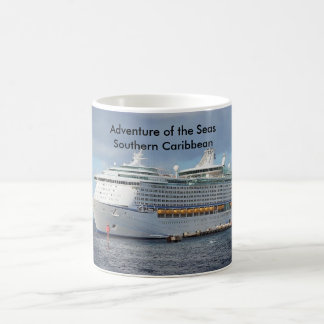 Adventure of the Seas Southern Cruise Coffee Mug