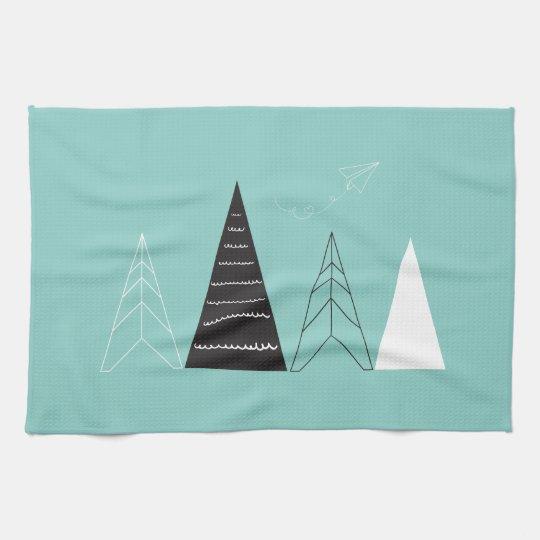 Adventure Tea Towel