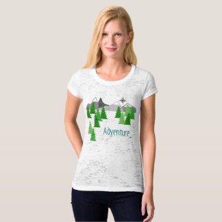 Adventure to the Mountains T-Shirt