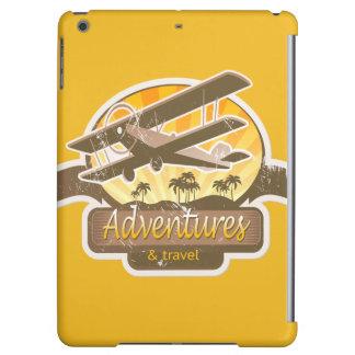 Adventure Travel iPad Air Case
