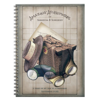 Adventure Travel Journal