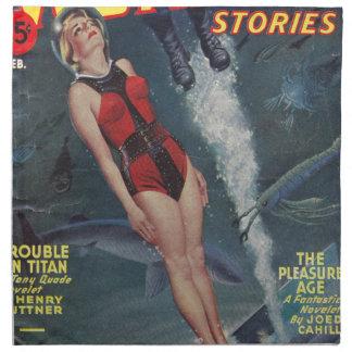 Adventure Underwater Napkin