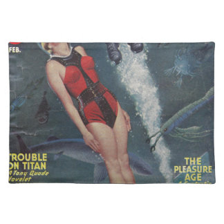 Adventure Underwater Placemat