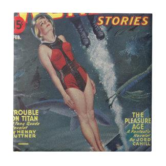 Adventure Underwater Tile