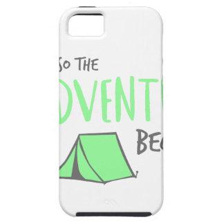 adventurebegan case for the iPhone 5