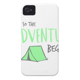 adventurebegan iPhone 4 cases