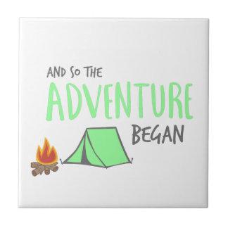 adventurebegan tile