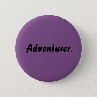 Adventurer Button Purple
