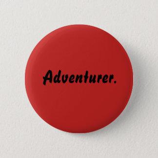 Adventurer Button Red