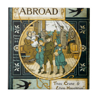 Adventures Abroad by Ship Tile