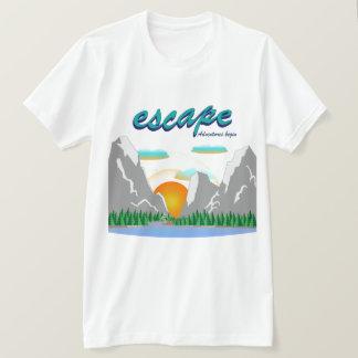 Adventures begin T-Shirt