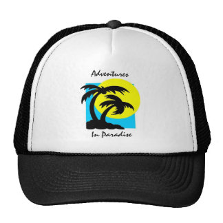 Adventures In Paradise Hat