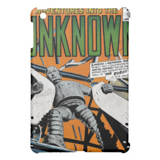 Adventures into the Unknown #67 iPad Case