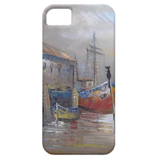 Adventures with Sailor Boy iPhone 5 Case