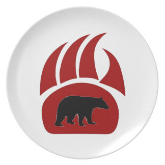 Adventurland Plate