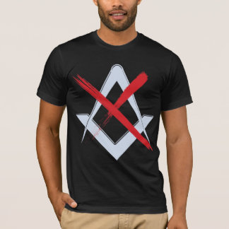 Adversary mason/No Masons T-Shirt