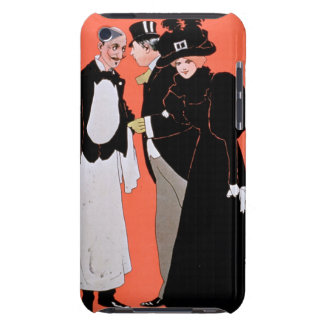 Advertisement for 'A Night Out', at the Vaudeville iPod Touch Cases