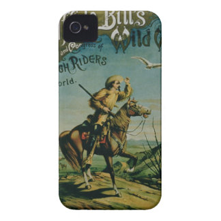 Advertisement for Buffalo Bill s Wild West and Co Case-Mate Blackberry Case