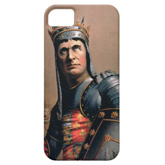 Advertisement for 'John McCullough as Richard III' iPhone 5 Cover